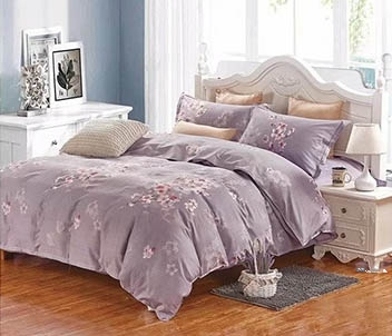 Damro BED SHEET WITH 1 PILLOW CASE (18