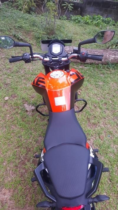KTM Duke 2018
