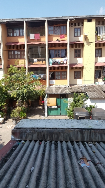Up Stair Flat House for Rent in Colombo 10