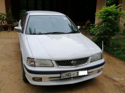 Nissan Sunny FB 15 2000