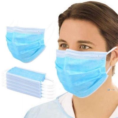 Face Mask (3 Layers) Reusable