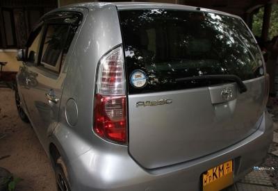 Toyota Passo 2007