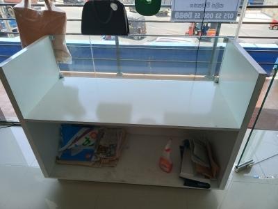 Glass Cuboard