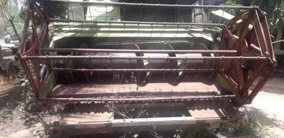 Clahs Crop Tiger Harvester