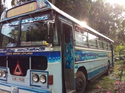 Ashok Leyland Viking Bus