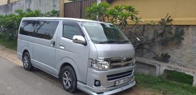Toyota KDH 201 Super GL 2010