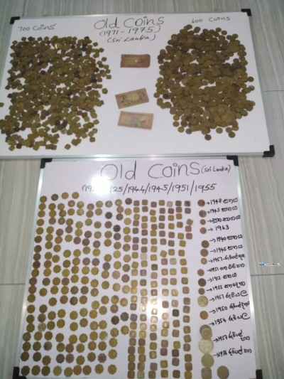 Old Coins and Notes