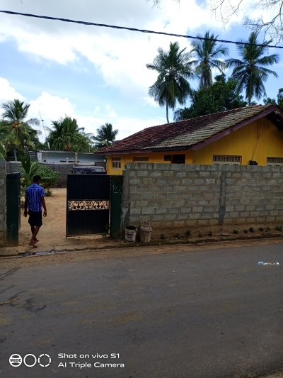 House with Land for Sale in Tangalle