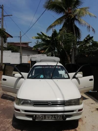Toyota Corolla EE 101 1991