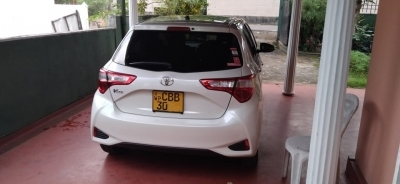 Toyota Vitz ESP 130 2018
