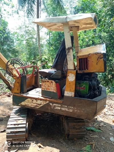 Yanmar YB 251-2 ZU Excavator