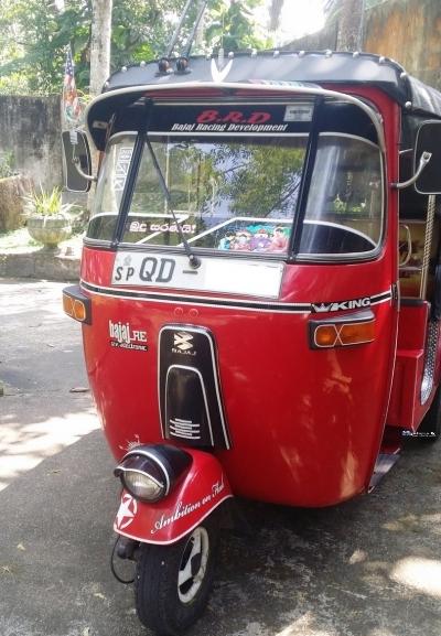 Bajaj RE 2 Strock Three Wheel 2005