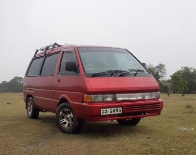 Nissan Largo LD20 1989