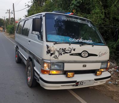 Toyota Hiace LH61V 1986