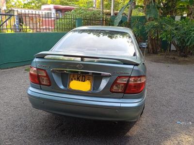Nissan Sunny N16 2001