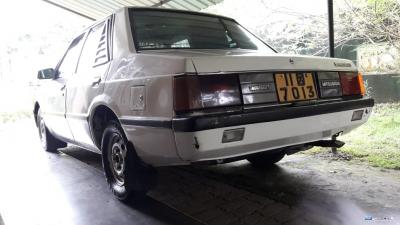 Mitsubishi Lancer Box 1980