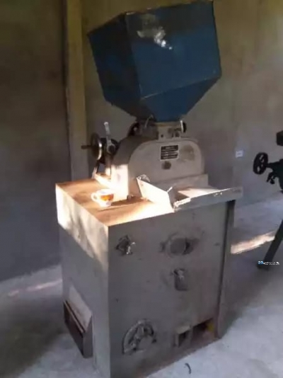 Rice Mills Machine