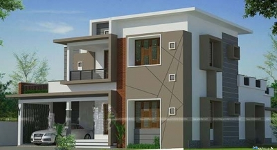 Luxury New Home Construction