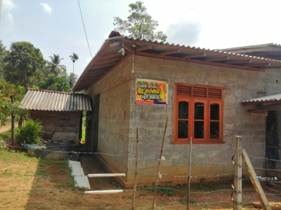 House with Land for Sale in Homagama(Padukka)