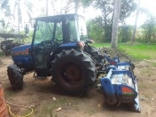Other Brand Model Tractor 2012