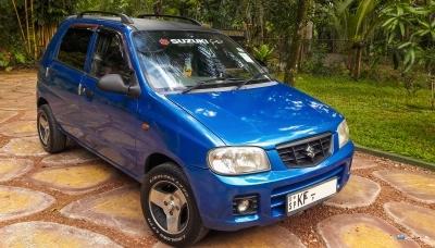 Suzuki Alto Sport 2007