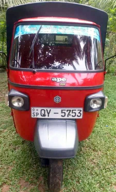 Piaggio Ape Three Wheeler 2016