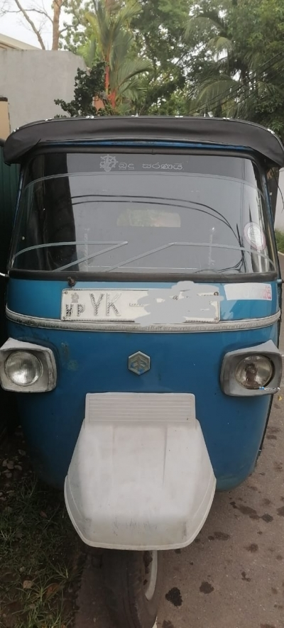 Piaggio Ape Three Wheeler 2011