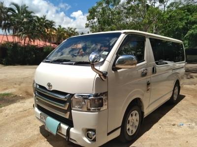 Toyota KDH 201 GL 2014