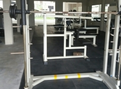 Complete Gym Equipment Set