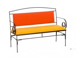 Damro Wrought Iron Furniture TWIC 002 (2 Seater) Price