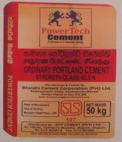 POWER TECH CEMENT 50KG PRICE