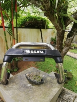Nissan D21 Crash Bar