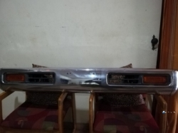 Nissan D21 Front Buffer