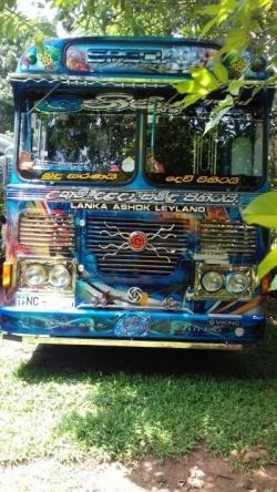 Ashok Leyland Turbo Bus 2016