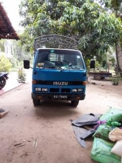 Isuzu NKR 250 1986