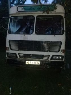 Ashok Leyland Fuel Bowser