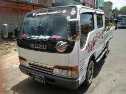 Isuzu Crew Cab 1998