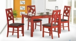 Damro Wooden CANTON DINNIG TABLE SET Price
