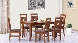 Damro Wooden BRISBANE DINNIG TABLE SET Price