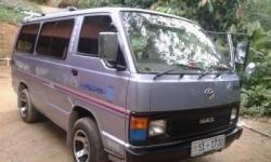 Toyota Hiace 1985