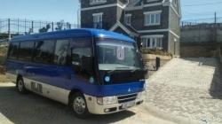 Mitsubishi Rosa Bus 2012