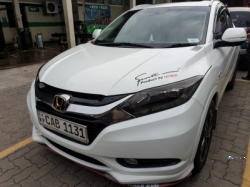 Honda Vezel Car for Rent