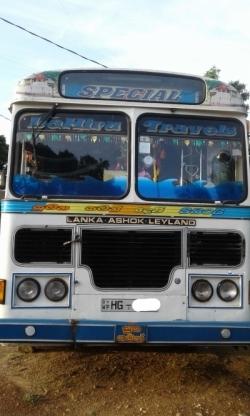 Ashok Leyland Bus 2003