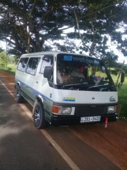 Nissan Caravan GLL 1994