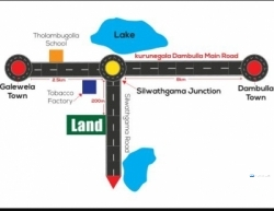 Land for Sale in Galewela Matale - Home Lands