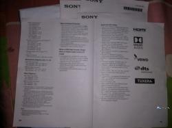 Sony Bravia LCD TV 46