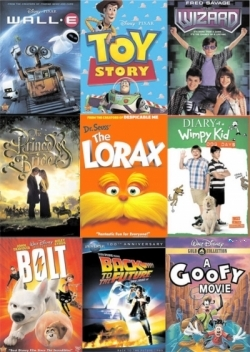 BEST CHILDREN MOVIE DVD
