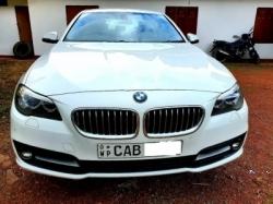 BMW 520d 3 Option 2014