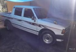 Nissan Double Cab 1982