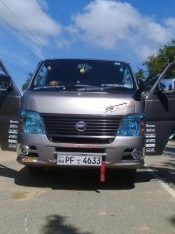 Nissan Caravan E25 2009